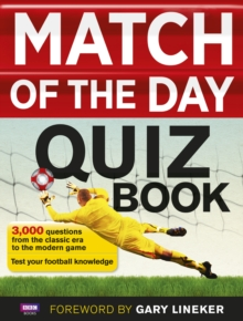 Match of the Day Quiz Book, Paperback Book