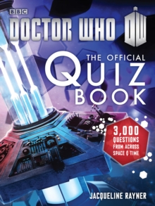 Doctor Who: The Official Quiz Book, Paperback Book