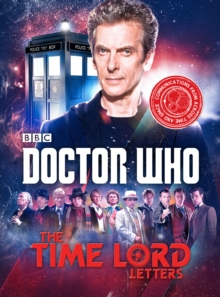 Doctor Who: The Time Lord Letters, Hardback Book