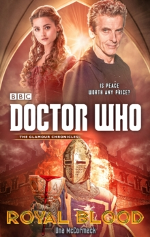 Doctor Who: Royal Blood, Hardback Book