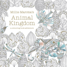 Millie Marotta's Animal Kingdom, Paperback Book