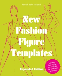 New Fashion Figure Templates - Expanded edition, Paperback / softback Book