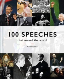 100 Speeches that roused the world, Hardback Book