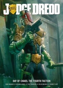 Judge Dredd Day Of Chaos : The Fourth Faction, PDF eBook