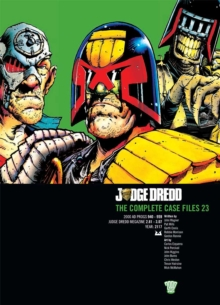 Judge Dredd : the Complete Case Files 23, PDF eBook