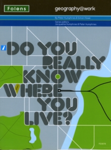Geography@work1: Do You Really Know Where You Live? Teacher CD-ROM, CD-I Book