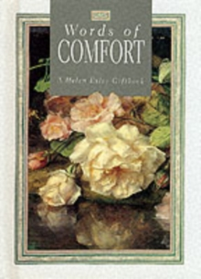 Words of Comfort, Hardback Book