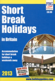 Short Break Holidays in Britain, Paperback Book