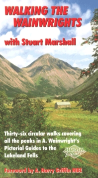 Walking the Wainwrights : With Stuart Marshall, Paperback Book