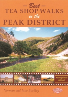 Best Tea Shop Walks in the Peak District, Paperback / softback Book