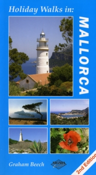 Holiday Walks in Mallorca, Paperback Book