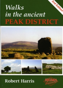 Walks in the Ancient Peak District, Paperback Book