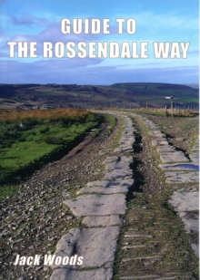 Guide to the Rossendale Way, Paperback Book