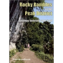 Rocky Rambles in the Peak District, Paperback Book