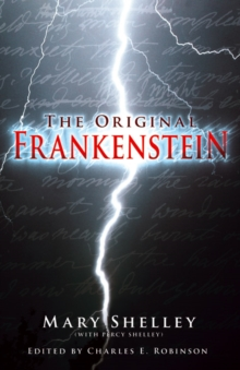 The Original Frankenstein, Hardback Book
