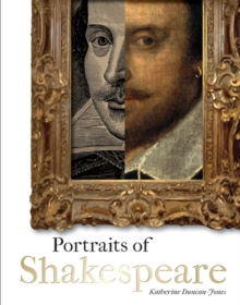 Portraits of Shakespeare, Paperback / softback Book