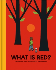 What is Red?, Hardback Book