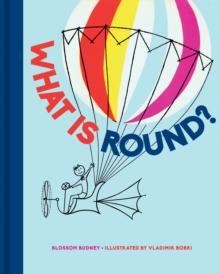 What is Round?, Hardback Book