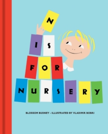 N is for Nursery, Hardback Book