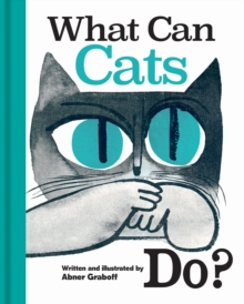 What Can Cats Do?, Hardback Book