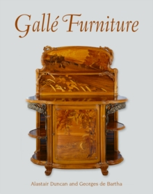 Galle Furniture, Hardback Book