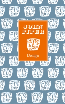 John Piper : Design, Hardback Book