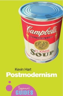 Postmodernism : A Beginner's Guide, Paperback Book