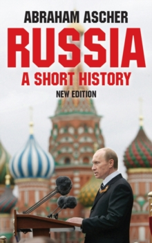 Russia : A Short History, Paperback / softback Book