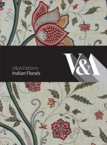 V&A Pattern: Indian Florals, Hardback Book