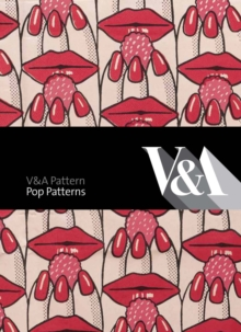 V&A Pattern: Pop Patterns, Hardback Book