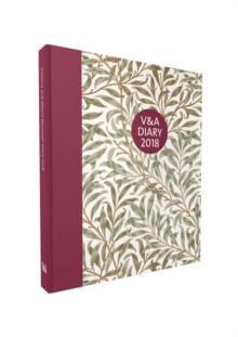 V&A Pocket Diary 2018 : William Morris, Calendar Book