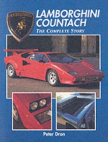Lamborghini Countach : The Complete Story, Paperback / softback Book