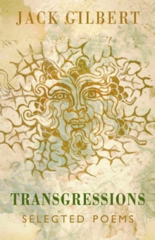 Trangressions : Selected Poems, Paperback / softback Book