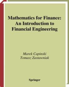 Financial Mathematics Ebook