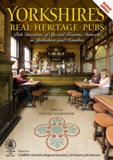 Yorkshire's Real Heritage Pubs, Paperback / softback Book