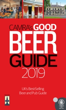 CAMRA's Good Beer Guide 2019, Paperback / softback Book