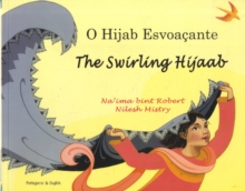 The Swirling Hijaab in Portuguese and English, Paperback Book