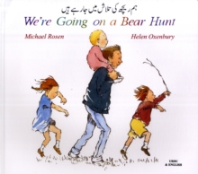 We're Going on a Bear Hunt in Urdu and English, Paperback Book