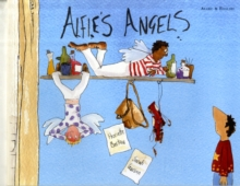 Alfie's Angels in Arabic and English, Paperback / softback Book