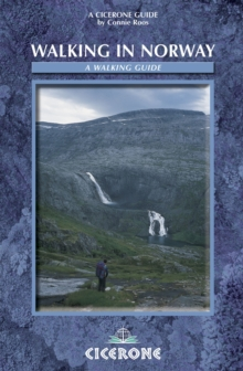 Walking in Norway : A walking guide, Paperback Book