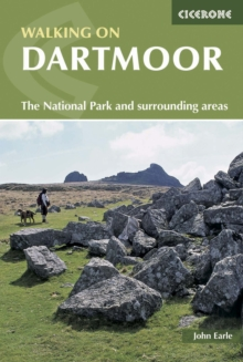 Walking on Dartmoor : National Park and surrounding areas, Paperback / softback Book