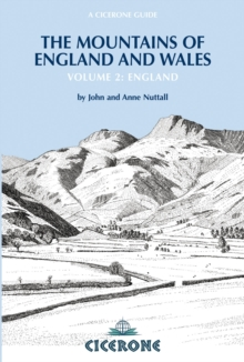 The Mountains of England and Wales: Vol 2 England, Paperback Book