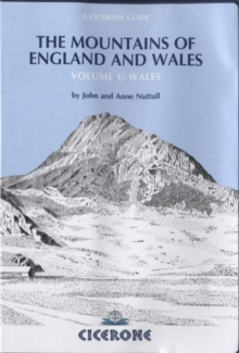 The Mountains of England and Wales: Vol 1 Wales, Paperback / softback Book