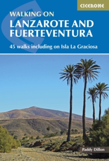 Walking on Lanzarote and Fuerteventura, Paperback Book