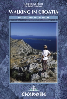 Walking in Croatia, Paperback Book