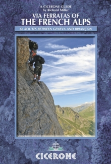 Via Ferratas of the French Alps, Paperback Book