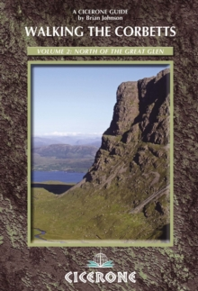 Walking the Corbetts Vol 2 North of the Great Glen, Paperback / softback Book