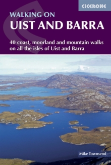Walking on Uist and Barra, Paperback Book