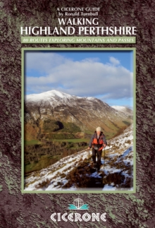 Walking Highland Perthshire, Paperback / softback Book