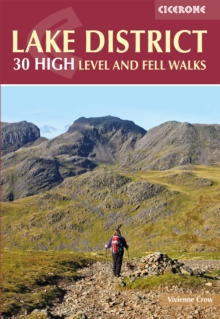Lake District: High Level and Fell Walks, Paperback Book